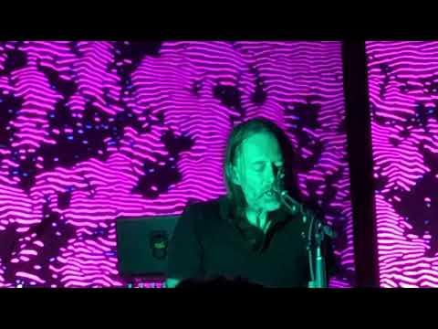 Thom Yorke - Suspirium (live debut - Boston MA 11-24-2018)
