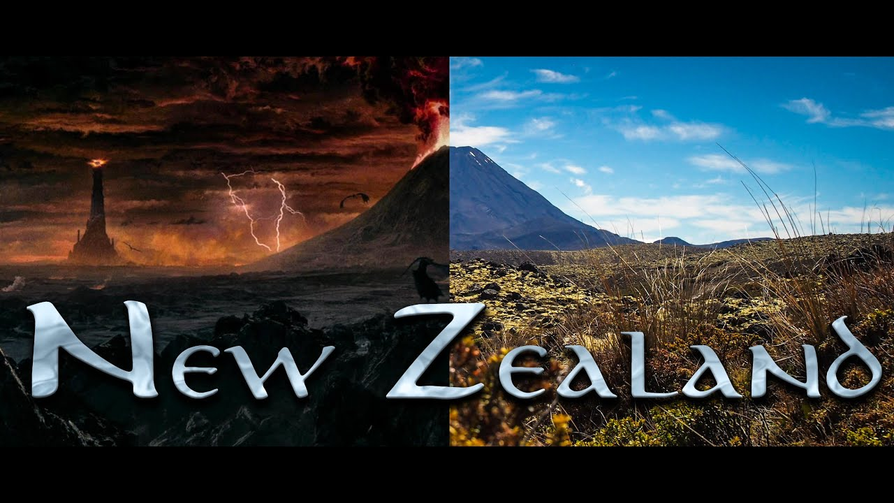 New Zealand Journey Through Middle Earth Youtube