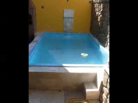 Instala o piscina de fibra de vidro youtube for Piscinas de 6000 litros