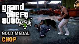 Video GTA 5 - Mission #5 - Chop [100% Gold Medal Walkthrough] download MP3, 3GP, MP4, WEBM, AVI, FLV Juni 2018