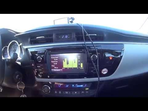 Fuel Economy with 2014 Corolla; Drive to Portland, OR