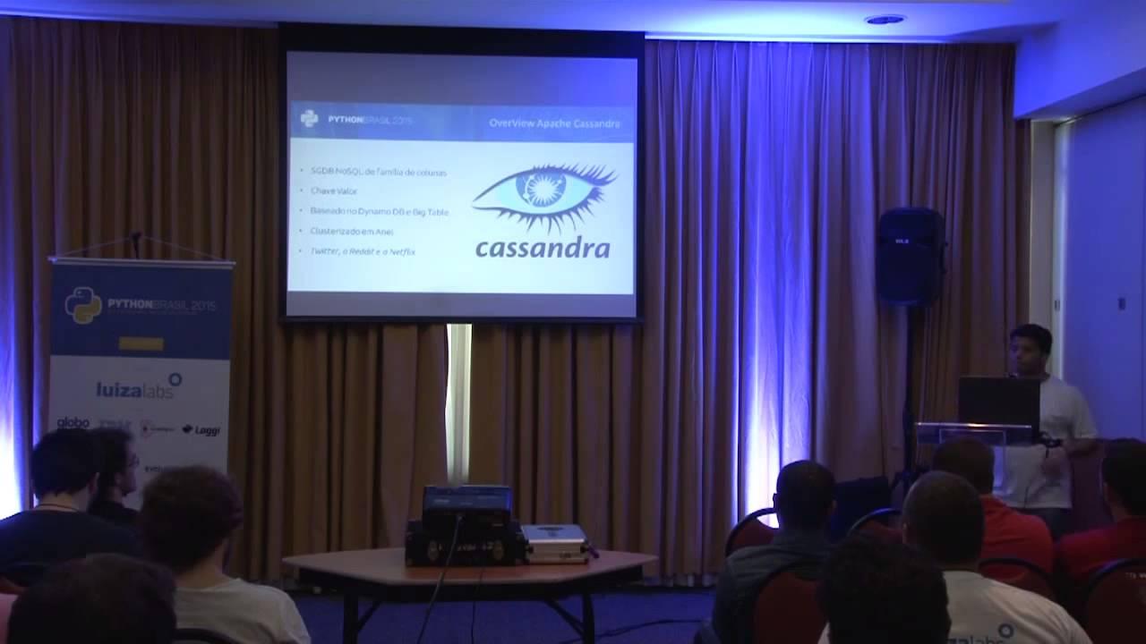 Image from Trilha Pydata | Data Warehouse em NoSQL, Cassandra, Spark e Python