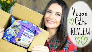 Vegan Cuts Snack Box Unboxing & Review | Vegan Snacks ♥ Thumbnail