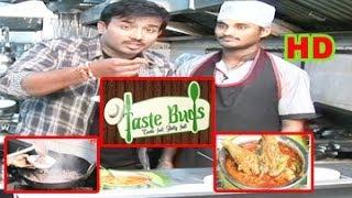 Taste Buds    Rayalaseema  Ruchulu Restaurant, Madhapur    Episode 7