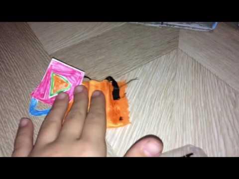 Мои вещи для кукол своими руками