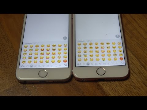 How to get the new emojis on an iphone 4