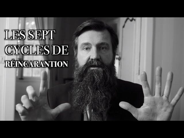 Pourquoi y a- t-il Sept Cycles de Réincarnation?   Mischa Harmeijer