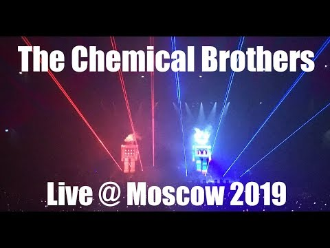 Free Download Chemical Brothers 2019 Live Hd No Geography @ Moscow Full Show Mp3 dan Mp4