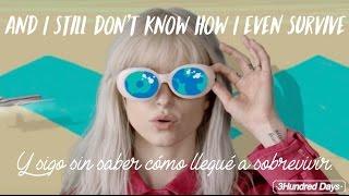 Paramore - Hard times // Inglés Español