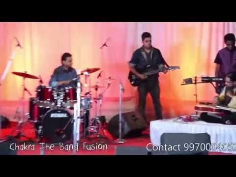 Chakra The Band Fusion 2016
