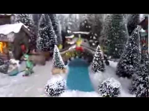 village de no l 2013 avec f te foraine christmas youtube. Black Bedroom Furniture Sets. Home Design Ideas