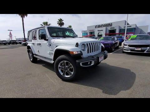 2019 Jeep Wrangler Unlimited Ventura, Oxnard, San Fernando Valley, Santa Barbara, Simi Valley, CA G2