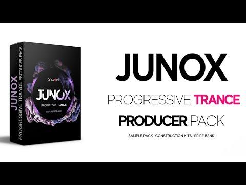 JUNOX Progressive Trance Producer Pack | Ancore Sounds