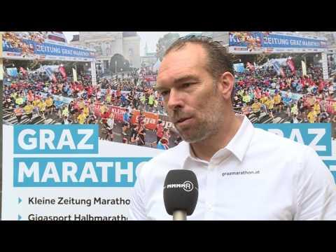 Pressekonferenz Graz Marathon 2017