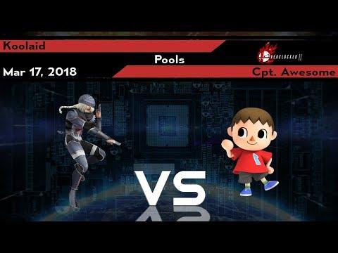 Overclocked II - [Pools B3 Winner Semis] Koolaid vs Cpt. Awesome