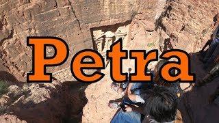 【ヨルダン#1】ペトラ遺跡へ行く【世界一周】-Petra in Jordan-
