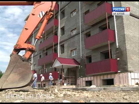 Строятся ли квартиры по доступным ценам в Горно-Алтайске?