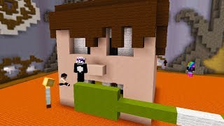 MINECRAFT'TA DİŞ FIRÇASI? - Minecraft: Build Battle w/ AtariKafa