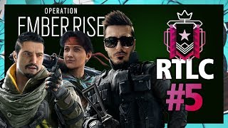 ULTIMA RANKED PC - 8-0 - RAINBOW SIX SIEGE
