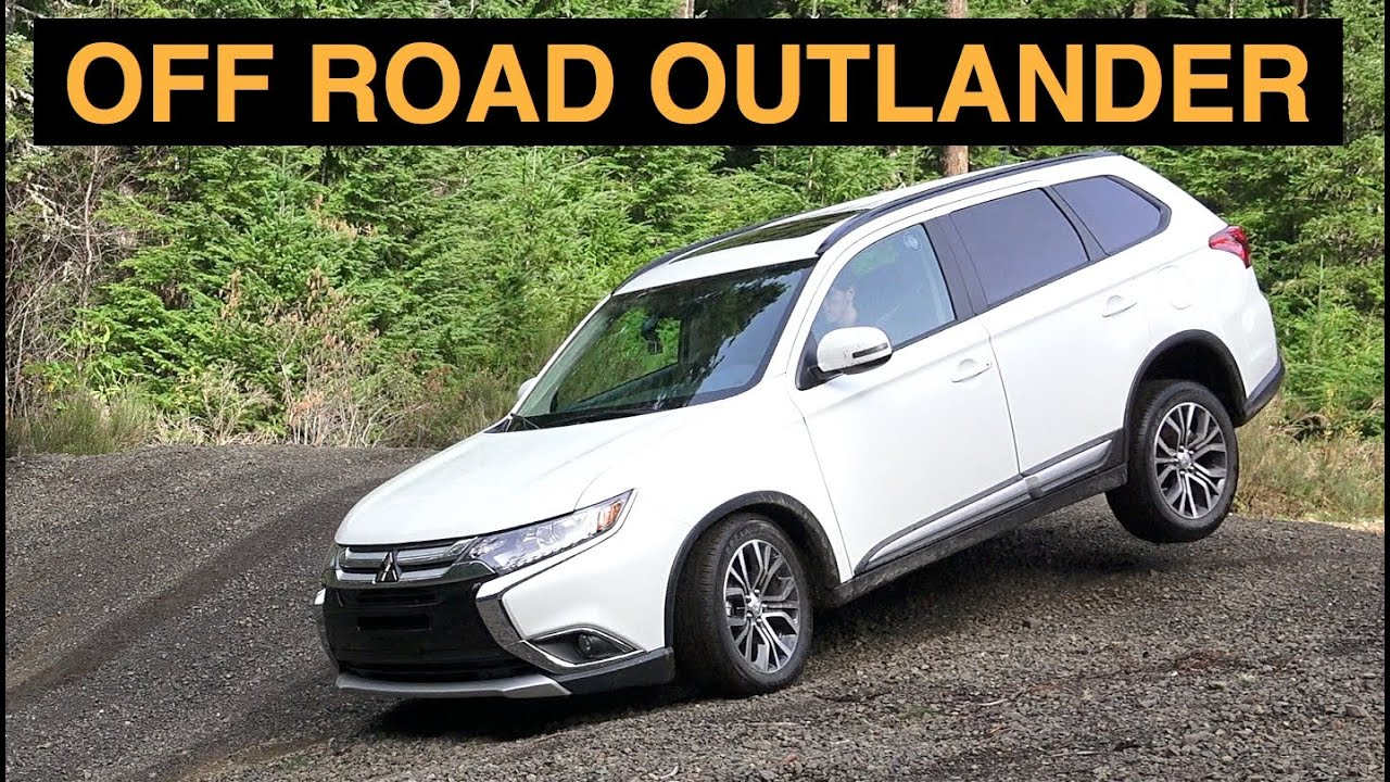 2016 Mitsubishi Outlander S Awc Review Amp Offroad