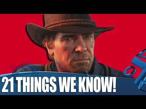 Red Dead Redemption 2 - 21 Things We've Had Confirmed