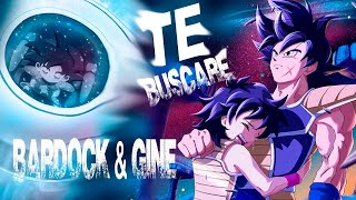 Bardock & Gine | Te Buscaré - Ivangel Music | Dragon Ball Super Ft. Hollywood Legend