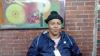 A special message from Freda at the Boston Living Center