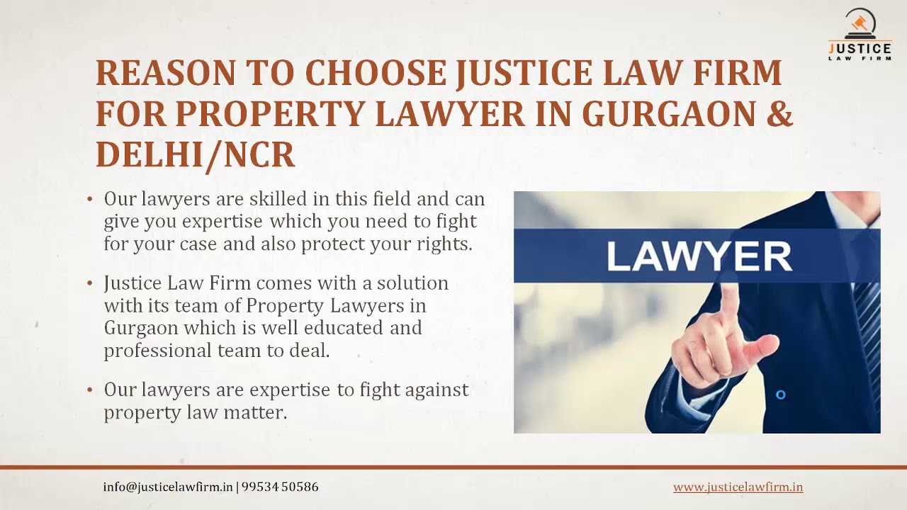 Best property lawyer in gurgaon| High Success Rate on