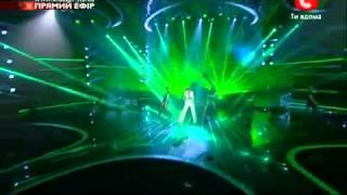 Х ФАКТОР 3   Юлия ПЛАКСИНА Гала концерт 05 01 13
