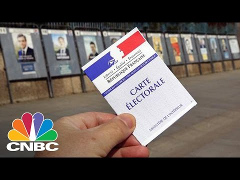 Paris Terror Attack Overshadows French Election | CNBC