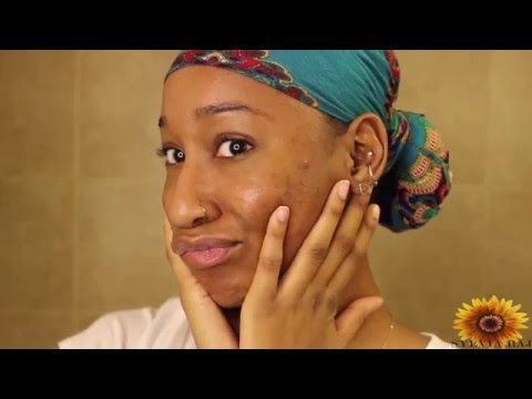 DIY AT HOME SPA FACIAL · FACE STEAMER ROUTINE FOR ACNE SCARRING