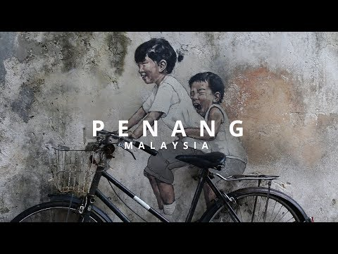 Discover PENANG in 1min  | Travel in Malaysia