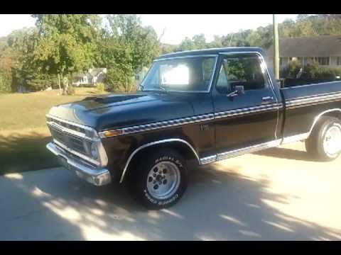 1976 Ford F100 Youtube