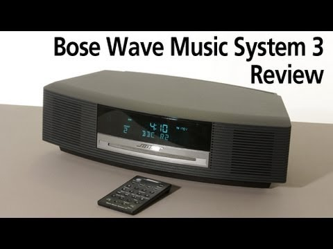 bose music system. bose wave music system 3 review s