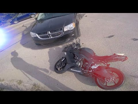 POLICE VS BIKERS 2017 - Insane POLICE Chase GETAWAY Ends in CRASH!!! [Ep.#31]