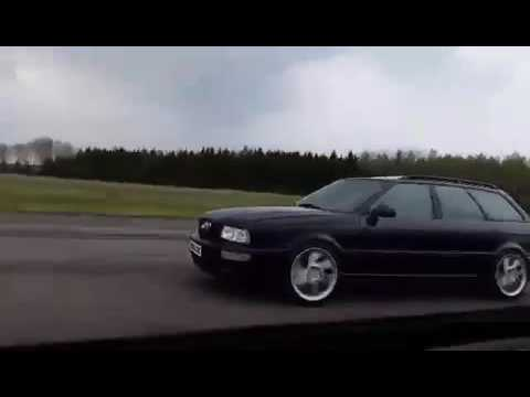 Nissan GT-R SBD800 vs Audi Rs2 750whp