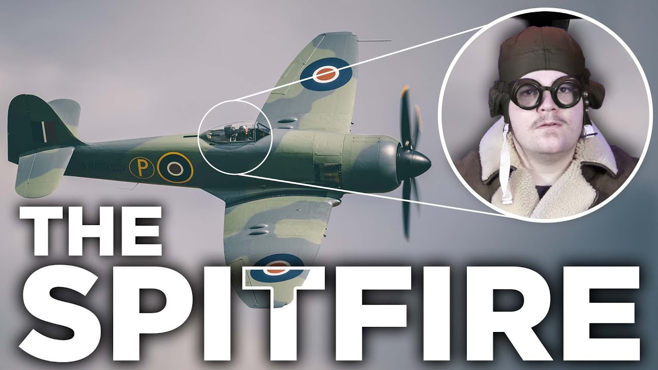The history of the Spitfire