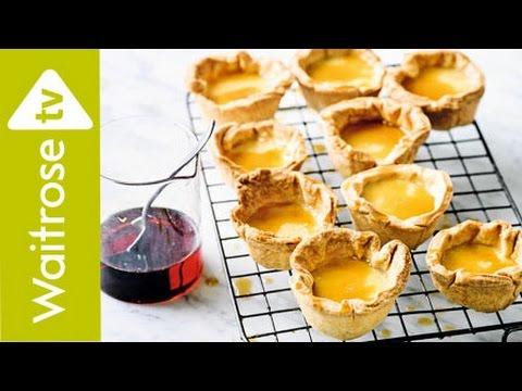 Maple Custard Tarts   Waitrose