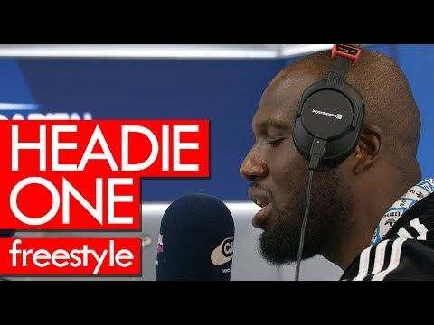 Headie One freestyle on Welcome To The Party - Westwood