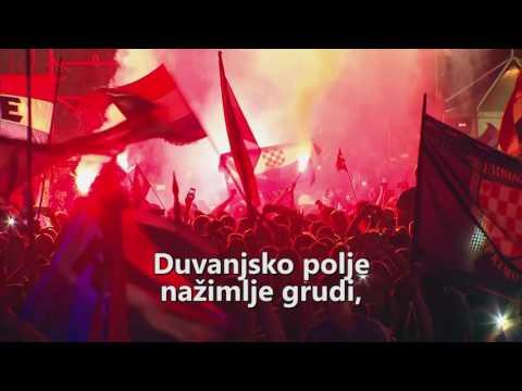 THOMPSON - DUVANJSKO POLJE NAŽIMLJE GRUDI... (lyrics)