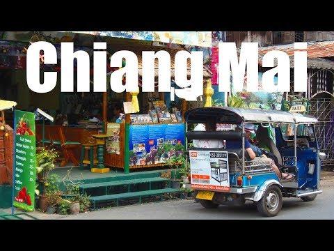 A Tour of CHIANG MAI, THAILAND: Budget Traveler's Paradise