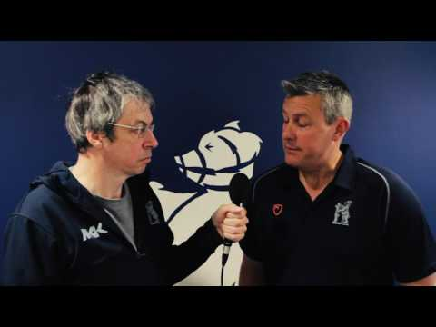 Warwickshire vs Yorkshire: Post Game Reaction with Ashley Giles