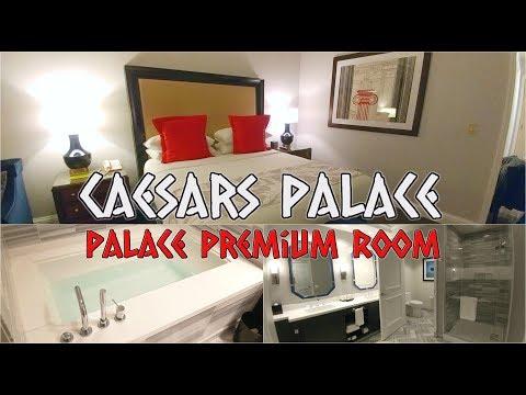 Caesars Palace (Las Vegas) - Palace Premium Room Tour