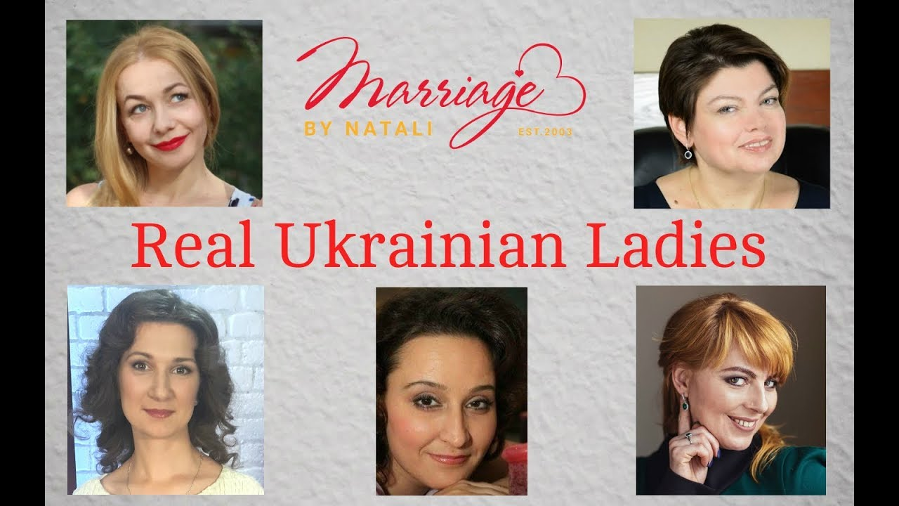 Actual Ukrainian Girls.