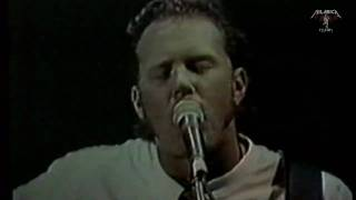 Metallica  - Nothing Else Matters - (Unplugged) -  Bridge School Benefit - 1997