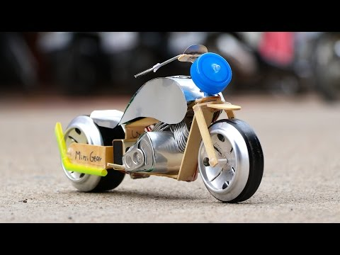 Custom Harley Davidson DIY -  Superbike Mini Gear