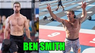 BEN SMITH -  CROSSFIT WARRIOR - FITTEST MAN ON EARTH - BEAST WORKOUT COMPILATION 2017