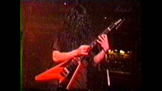 Morbid Angel - 14 - Sworn To The Black - Houston 1996