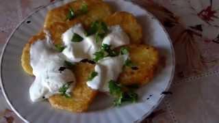 Драники или картофельные оладьи. Секрет приготовления