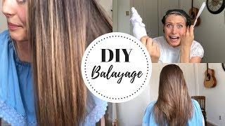 Cheap and Easy DIY Balayage for Beginners // Madison Reed Balayage